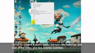 How To - Add/Hardcode Subtitles (VLC)(Download VLC media player from here : http://www.videolan.org/vlc/index.html A very easy way to hardcode/embed/add subtitles to a video using the common ..., 2014-03-03T14:50:03.000Z)