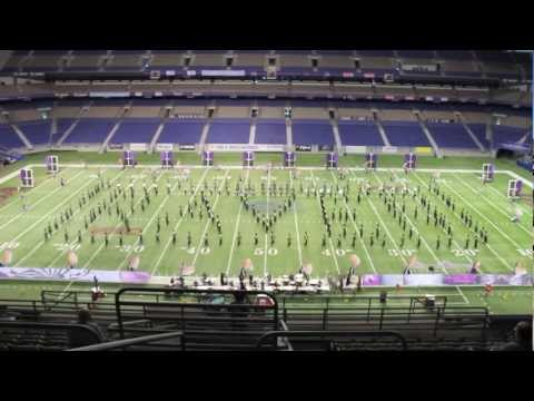 Round Rock High School Band - 2012 BOA Prelim