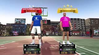 CITY GIRLS VS 2 90 WIN % ELITE 3S ON NBA 2K19