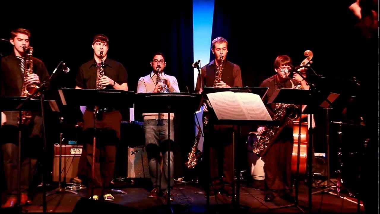 UNCA Sax Ensemble at Altamont Theater 2/27/13