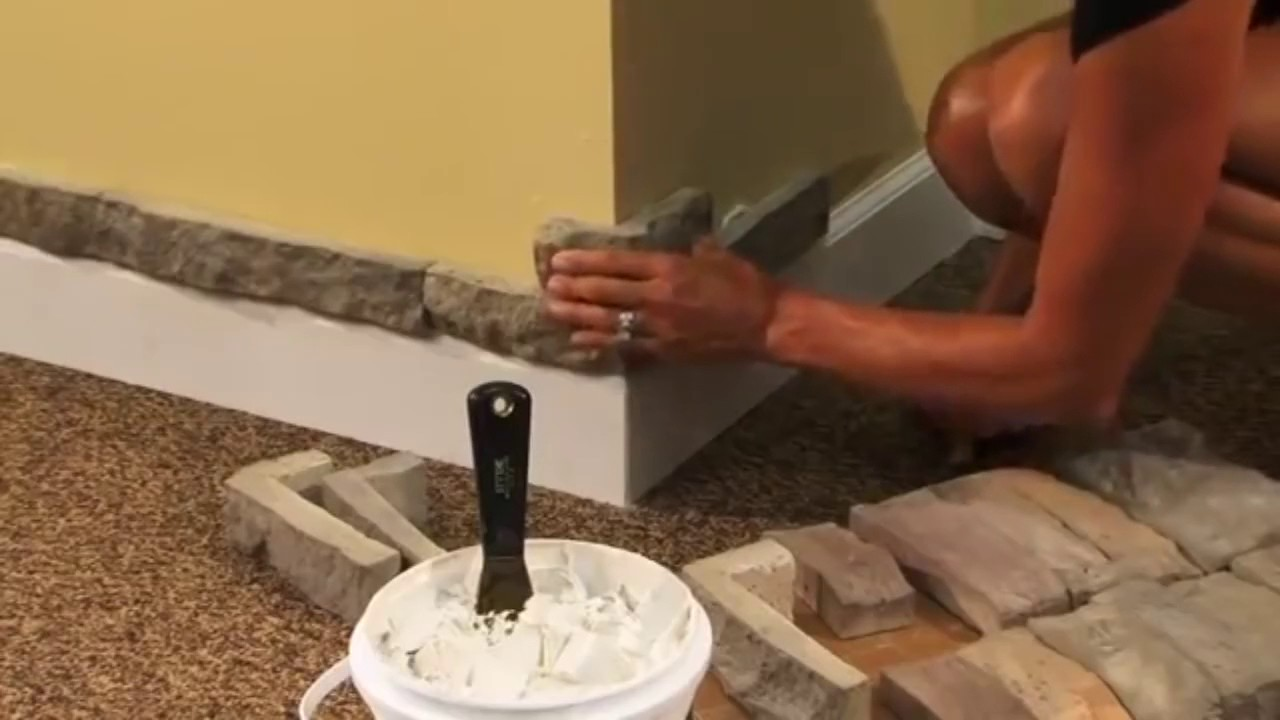 Airstone - Airstone Stone Veneer Setting Up Lesson - YouTube