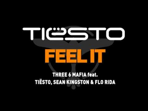 Three 6 Mafia ft Sean Kingston, Tiesto & Florida  Feel It