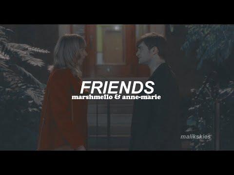 Marshmello & Anne-Marie- Friends (Traducida Al Español)