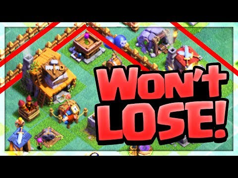 TRICK Your Opponents! BEST Builder Hall 4 Defense and Attack Strategy in Clash of Clans?