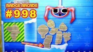 Nintendo Badge Arcade Play Codes 2018