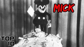 Top 10 Scary Mi¢key Mouse Depictions