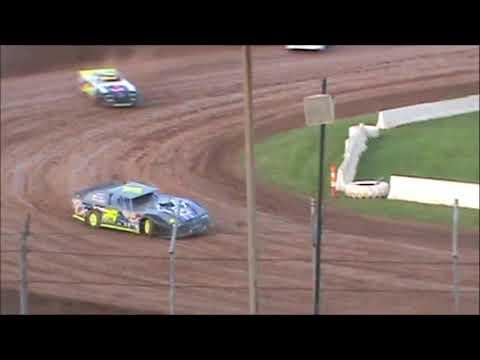 Jason Fosnaught Heat Race Lernerville Speedway 7/13/18