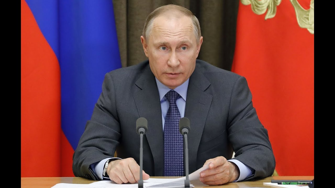 Путин Владимир Владимирович - Кандидат в президенты 2018 ...