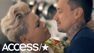 Why Pink's New '90 Days' Video With Husband Carey Hart May Make You Cry | Access