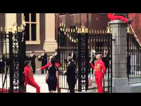 Mauritshuis Reopened by King Willem-Alexander