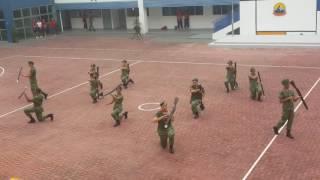 Pasir Ris Crest National Cadet Corps ( NDP 2016 )