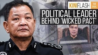 IGP: Hundreds of thousands spent on sex video | KiniFlash - 18 Jul