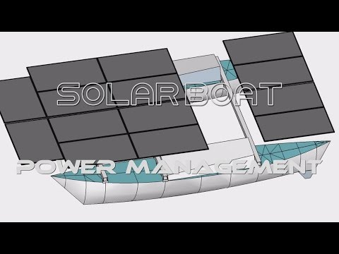 EP2 Power Management - Solar Boat