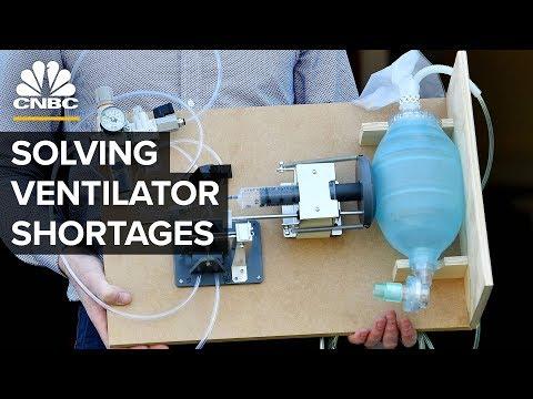 Can Tesla, GM And Ford Help Solve The Coronavirus Ventilator Shortage?