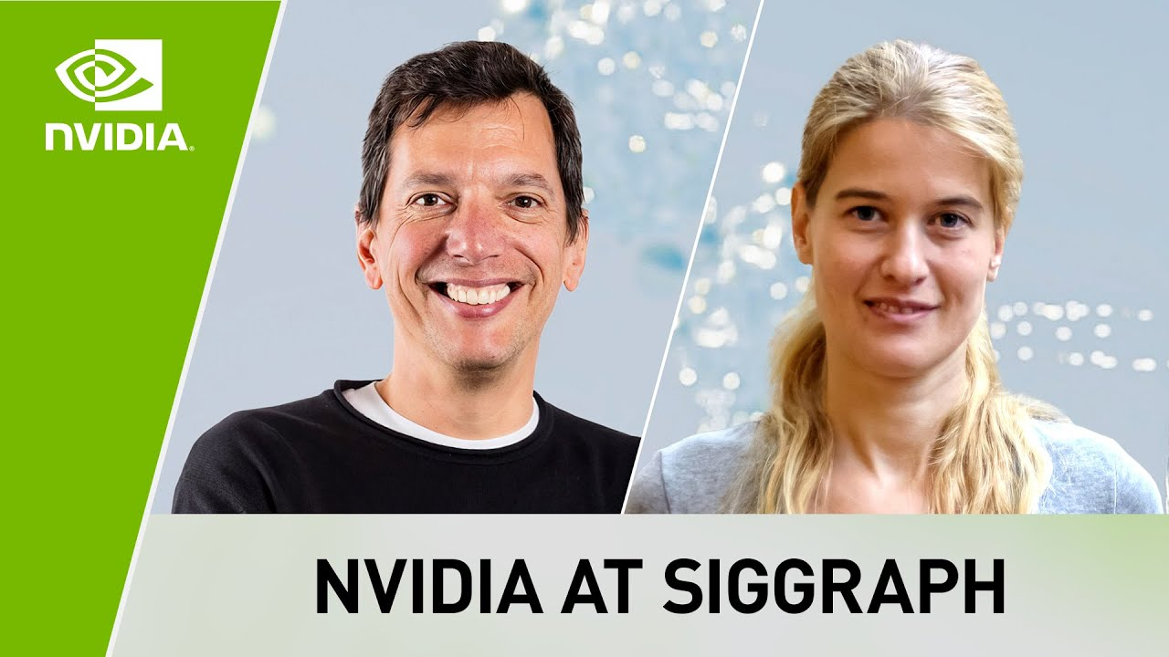 Download NVIDIA Special Address at SIGGRAPH 2021