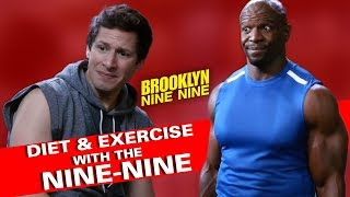 Diet & Exercise With The Nine-Nine | Brooklyn Nine-Nine