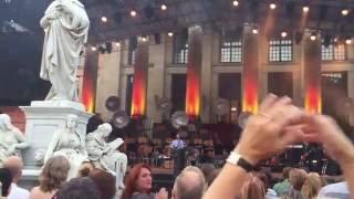 Chris de Burgh - Spirit of Man - Berlin Open Air concert July 2016