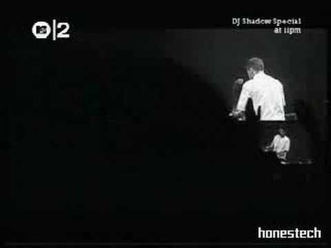 Mix Master Mike Intro, Glasgow 99