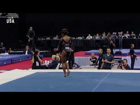 Vic Porcelli - Simone Biles Makes History Again