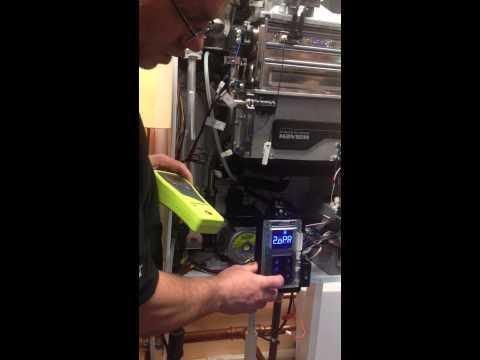 Navien NPE Tankless Water Heater Programing Setup