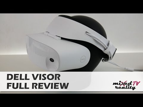 Full Review: Dell Visor Windows Mixed Reality Headset - A Quality Headset Facing Tough Competition