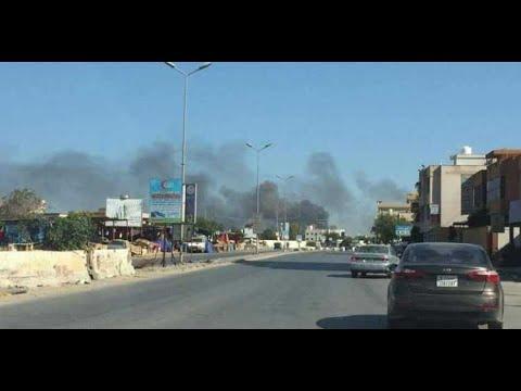 حصيلة قتلى وجرحى جديدة باشتباكات طرابلس الليبية  - نشر قبل 2 ساعة