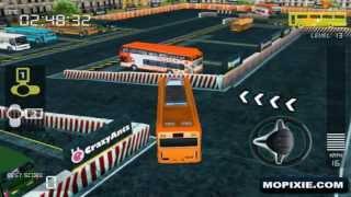 BUSMAN PARKING 3D - Level 13