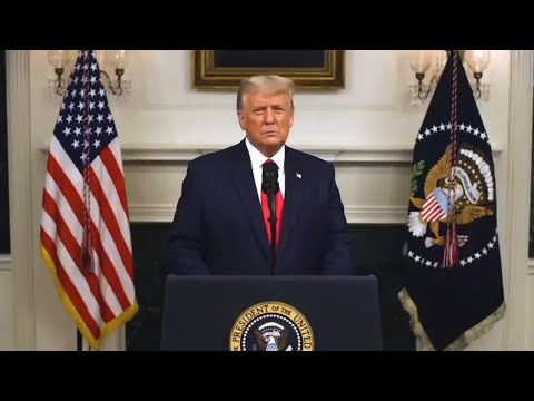 President Trump releases statement on protecting the 2020 election