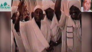 متين بالطار بينا في الجوِّي_المادح صديق تبيدي_الشيخ البرعي في الأردن 1997م