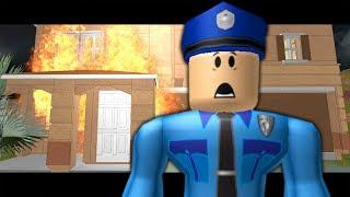 SAVING OFFICER ARNOLD! (A Roblox Jailbreak Movie)