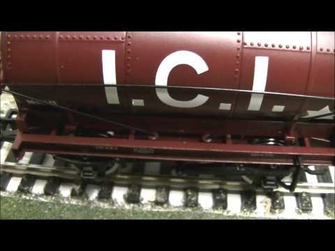 Bachmann 'ICI' 14 Ton Tanker Review, Ep 3