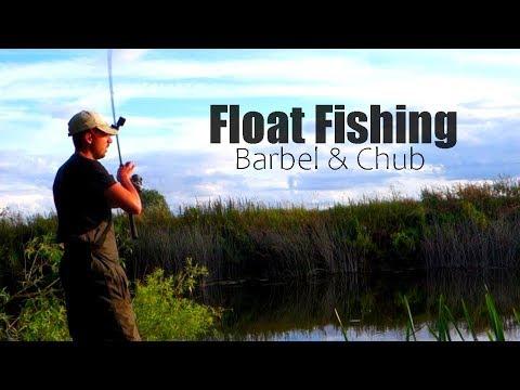 FLOAT FISHING THE RIVER AVON