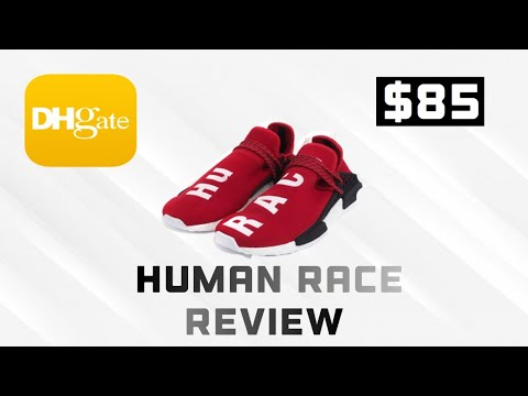brand new be819 a295e Human Race nmd review from DHgate - YouTube