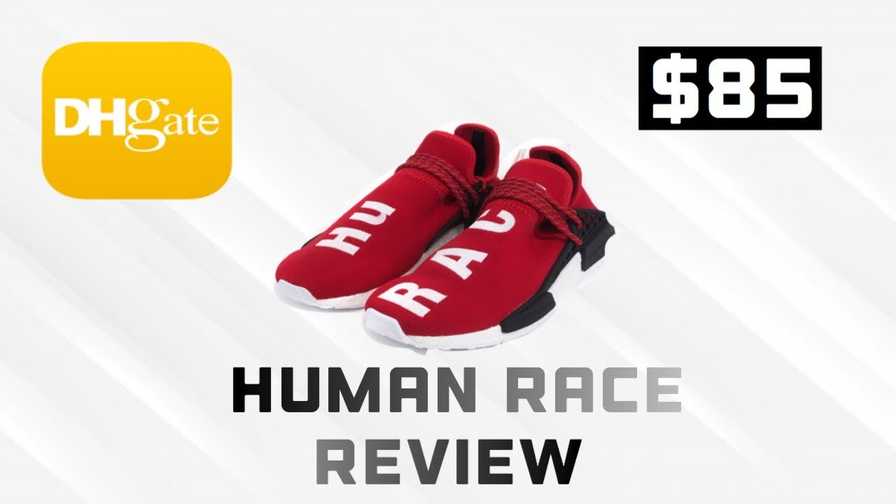 watch 1f2ac 70929 Human Race nmd review from DHgate