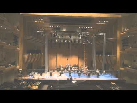 """Avery Fisher Hall Is Transformed Into the World of """"Vixen"""""""