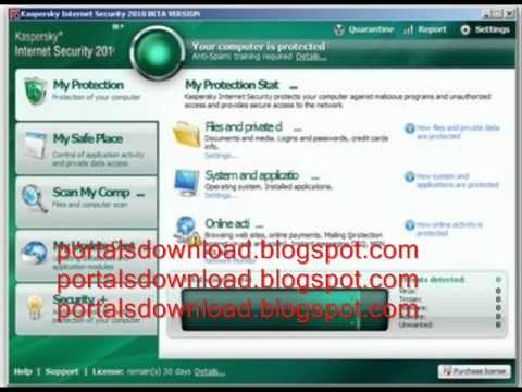 kaspersky antivirus 2010  full version
