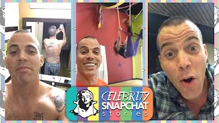 STEVE-O August 2015 Snapchat Story | feat. Chris Pontius
