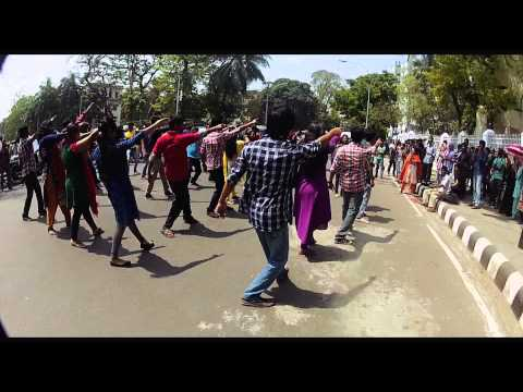 ICC World T20 Bangladesh 2014 Official Flash Mob by Faculty Of Law, University of Dhaka