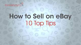 How to sell on eBay: Product Identifiers