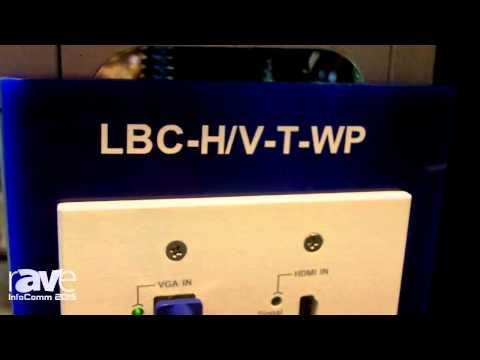InfoComm 2015: Broadata Communications Inc. Showcases VGA HDMI Auto-Switching Wall Plate