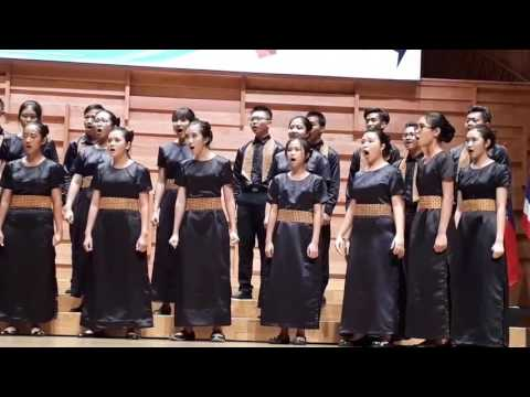Loyola Voices performance at 10th Orientale Concentus Singapore 2017