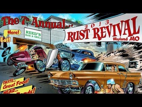 Rust Revival 2013 - Wayland, MO