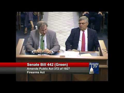 Lott Testimony Before Michiigan State Senate Judiciary Committee 10132015