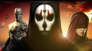 Star Wars: Knights of the Old Republic II -- The Sith Lords - Trailer