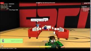 JBA ESPN: Episode 1.. Roblox