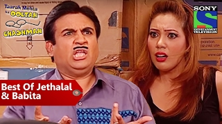Best Of Jethalal and Babita | Taarak Mehta Ka Oolta Chashma