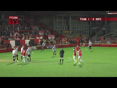 FC United Stafford Goals And Highlights