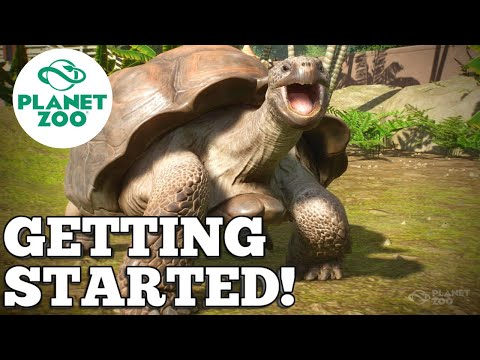planet-zoo-gameplay---getting-started!-first-zoo!