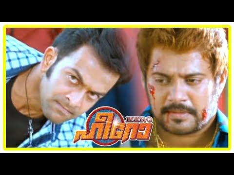 Prithviraj New Movie 2017   Hero Movie Scenes   Prithviraj gets upset with Bala   Yami Gautam