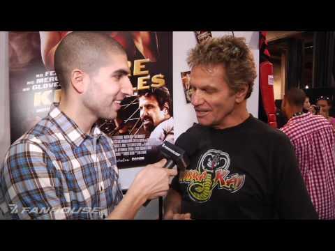 UFC  Expo: Martin Kove Not a  of